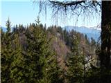 Turn (above Bohinjska Bela)