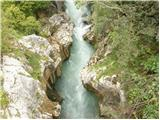 Great Soča Gorge