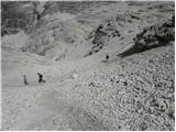 passo_pordoi - Sass de Forcia Occidentale