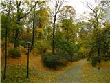Narodni park Češka/Saška ŠvicaJesenska idila na Gradu Špilberk v Brnu, kjer sem se spotoma ustavil.