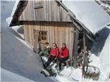 Goli vrh  1787 mnmpočitek na Jenkovi pl.