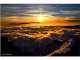 Čudovita naravaSončni vzhod - Kukova špica