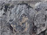 Šitna glava (Nad Šitom glava)Ajdovska deklica