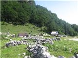 Slovenske planine v vseh letnih časihPoletje 2012- ja zima marsikaj skrije.