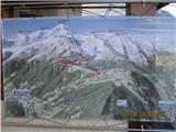 Mont Blanc / Monte BiancoVia normale na Mt. Blanc ....