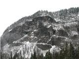 Slovenske planine v vseh letnih časihVoje so obdane z ne preveč visokimi vrhovi.