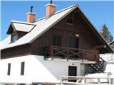 Slovenske planine v vseh letnih časihPri novejšem stanu poleg pa ti poleti ponujajo celo šnopček.