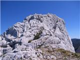Srednji VelebitKiza (1278 m)