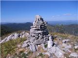 Srednji VelebitMetla (1288 m)