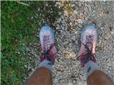 Skozi Repov kot na vrhove okoli Planjavein tudi čevlje bo treba očistiti