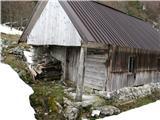 Slovenske planine v vseh letnih časihTo je edini stan na planini.