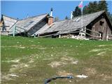 Slovenske planine v vseh letnih časihZa njim je tole.
