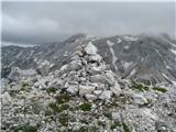 VernarMožic na vrhu Vernarja.