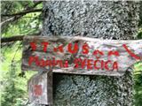 Slovenske planine v vseh letnih časihČe je rampa odprta s pa lahko pripeljemo do odcepa na samo planino.