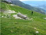 Slovenske planine v vseh letnih časihŽivina poleti ne bo žejna.