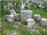 Slovenske planine v vseh letnih časihSigurno bodo poleti postregli s kislim mlekom.