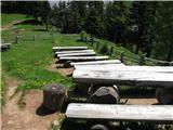Slovenske planine v vseh letnih časihIn veliko prostora za prijeten počitek.