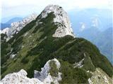 Krnička gora iz Matkove KrniceKrnička gora.