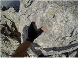 Krnička gora iz Matkove Krnicetale skala mi je ostala v rokah,sem jo samo prislonil nazaj1.
