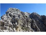 Krnička gora iz Matkove Krnicepod vrhom