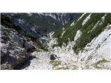 Krnička gora iz Matkove Krnicesestop v grapo proti Belski Kočni