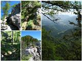 Veliki Rogatecrazgiban teren in lepi razgledi