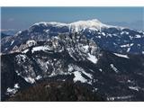 Goli vrh  1787 mnmPristovški Storžič, Obir ...