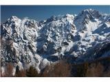 Goli vrh  1787 mnmIn meni še posebej pri srcu (Matkova kopa, Krnička, Mrzla gora - na sredi Ojstrica) ...