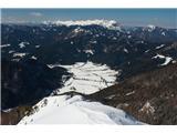 Goli vrh  1787 mnmKošta za Ravensko Kočno ...