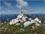 Žrd (2324m)Vrh