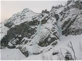 Grape, slapovi, zimski alpinistični vzponiprojekta za naslednjič...