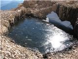 Monte Pelmo (3168)utrinek