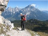 Monte Pelmo (3168)nazaj na polico