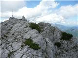 Krnička gora iz Matkove KrniceKrničke gore.