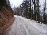 Prelaz Ljubelj (koča)led...