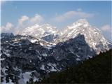 Veliki vrh, Dleskovec