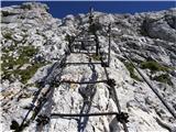 Montaž60m visoka Pipanova lestev