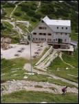 Cojzova koča na Kokrskem sedlu mountain hut