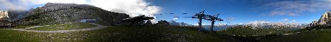 Rifugio Son Forca(2215m)