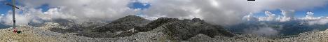 Lavarella (zahodni vrh)(3034m)