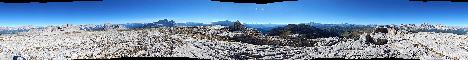 Monte Formin(2657m)