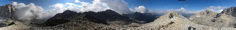 Cima Ombretta di Mezzo(2983m)