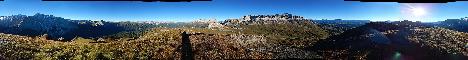Col da Cuch(2563m)
