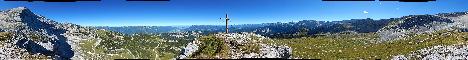 Bernadeinkopf(2143m)