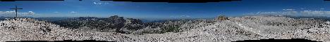 Cima Scalieret(2887m)