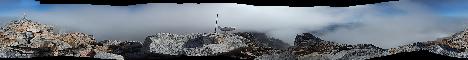 Hochalmspitze(3360m)