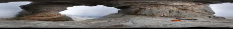 Prestreljeniško okno(2391m)