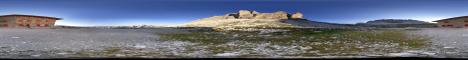 Rifugio Lavaredo(2344m)