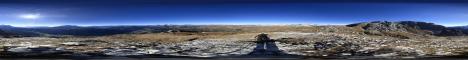 Monte Verdal(2491m)