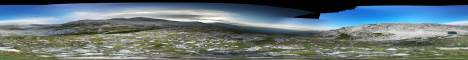 Bivak pod Grintovcem(2100m)